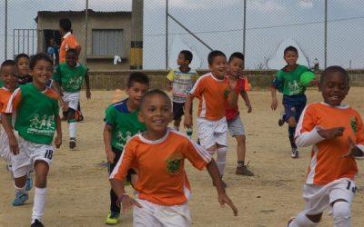 Hulp Kruiskerk aan Straatkinderen in Medellín