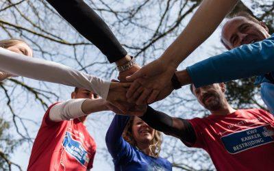 Team Kruiskerk zoekt deelnemers SamenLoop voor Hoop