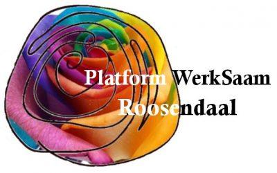 Stadswandeling – Platform WerkSaam Roosendaal – 23 november