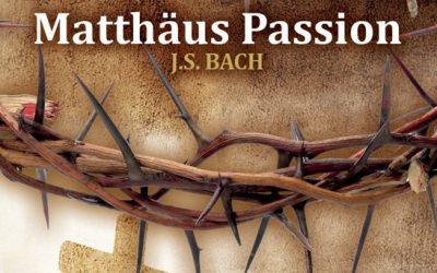 Proeven aan de Matthäus-Passion – 27 februari