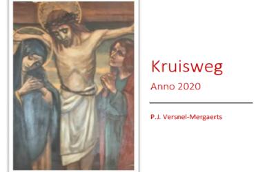 Kruiswegstatie in kerken St. Norbertusparochie