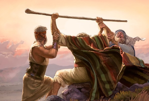 Houdt Mozes vol?