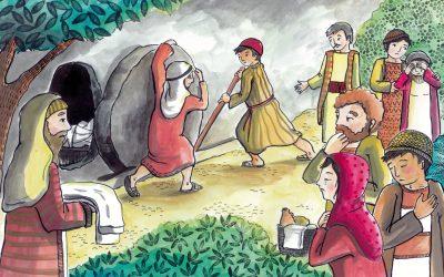 Paasverhaal voor kinderen