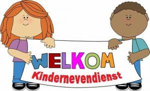 Kindernevendienst zondag 05-07-2020