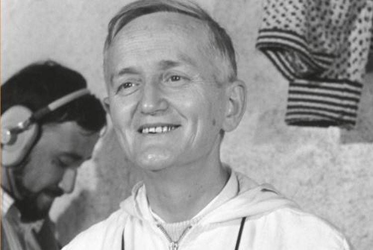 Frère Roger van Taizé
