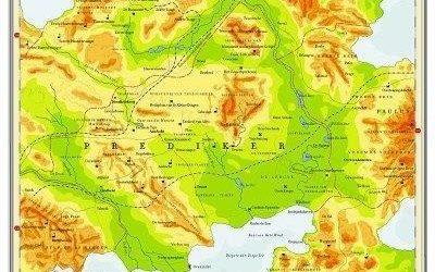 Atlas van het Bijbels continent