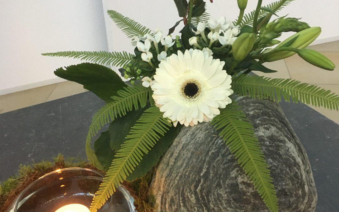 Liturgische bloemschikking – zondag 22 november