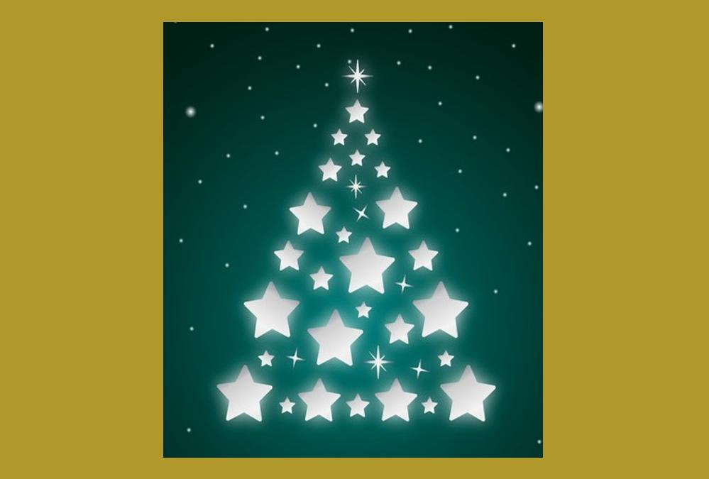 Jouw eigen wensster in de kerstboom
