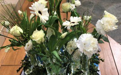 Liturgische bloemschikking – vrijdag 2 april 2021