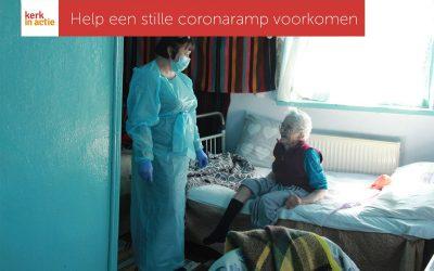 Afsluiting jaarproject: 'Help een stille coronaramp voorkomen'