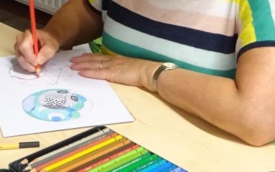Cursus: Mandala tekenen – start woensdag 6 oktober